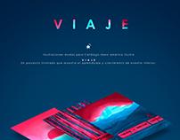 V I A J E / Proyecto Iberoamérica ilustra 2016