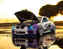 Mystique BMW M3