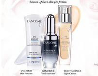 Lancome Beauty Workshop