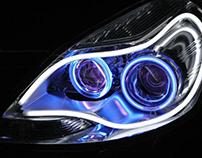 Sukuzi Swift Mount with LED Back-up Light Option