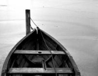 Out of season // rowboats