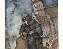 Il ladro maestro -fiaba Fratelli Grimm