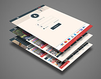 Online newspaper shop for a media house