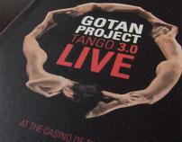 Tango 3.0 Live DVD/BLU-RAY
