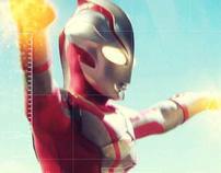 Ultraman Mebius-Launch Promo