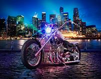 3D Custom Bike