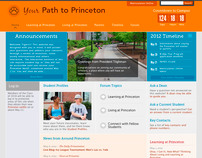 Your Path to Princeton