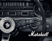 MARHSALL //  ROAD TRIP