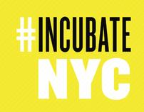 #IncubateNYC Branding