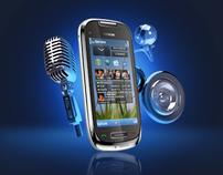Nokia Astound Karaoke
