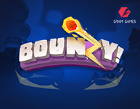Bounzy! Mobile Game
