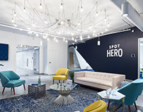 Spot Hero Chicago Headquarters