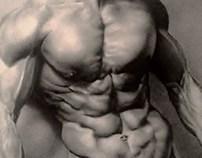 Alain Gosselin Fitness Modle