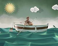 Art direction for TV Commercials