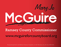 Mary Jo McGuire Campaign
