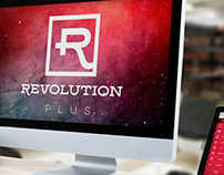 Revolution plus Hotel Software | Logo & Identity
