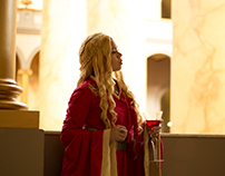 'Game of Thrones' Cosplay Shoot