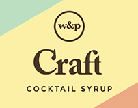 Craft Cocktail Syrups
