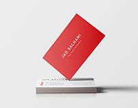 Full Stack Developer | Business Card