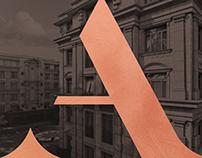 Astris Residence. Branding, 3D, and Website