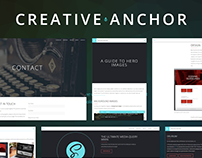 Creative Anchor Redesign
