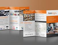 Design - Folder DIN lang Zick Zack Falz