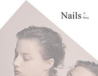 Nails - Webdesign