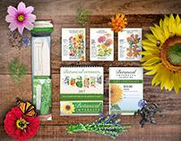 Botanical Interests Gift Set compositions