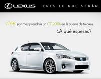 Lexus - Formulario web