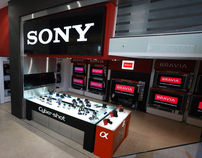SONY Showroom - Damasquino Mall