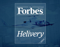 Forbes - Helivery