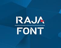 RAJA-FONT