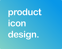 product icon design.