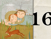 """Ilustradores Edición #1 """"Alice in Wonderland"""""""