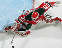 Martin Brodeur's Career Highlights