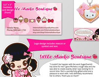 Branding for Little Maiko Boutique