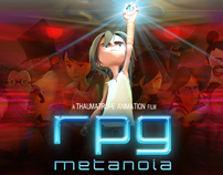 RPG Metanoia (2010) Philippines' First CG-animated film
