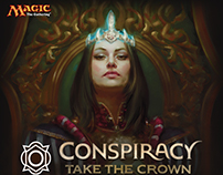 Card Flavor Texts - Conspiracy: Take the Crown