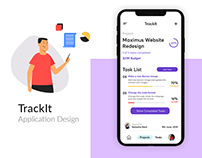 Track It - App for Project, Task & Expense Management