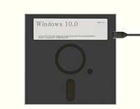1TB floppy diskette