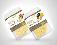 Pasta Packaging restyling