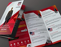 Trifold Empresarial Red4G