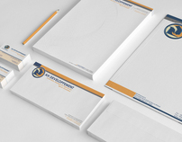 Corporate Identity  - AH Developpement