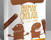 elit / parmak çikolata / ambalaj