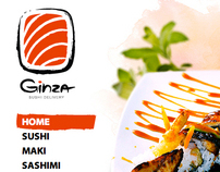 Ginza - Sushi delivery