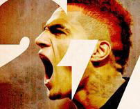 Football Poster retro (Serie A)
