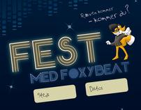 Plakat Foxybeat