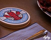 Loobie Lobster Brand Identity