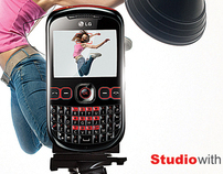 LG Mobile GW300