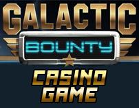 GALACTIC BOUNTY CASINO GAME